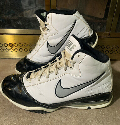 NIKE AIR MAX Turnaround High Basketball Shoes Men's Size 8.5