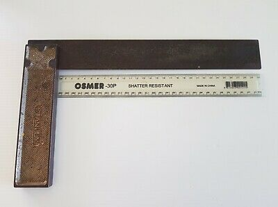 Vintage Stanley Square 12 inch Blade 8 inch Handle