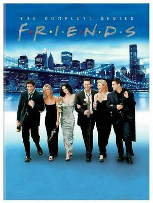 Friends The Complete Series Dvd Seasons 1-10 Brand New Free Priority Shipping
