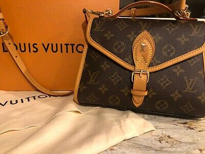 ❤️LOUIS VUITTON M44919 LV IVY Monogram Bag 2020 New Runway Style! Sold Out!