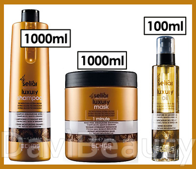 Echosline Seliar Luxury Kit Shampoo
