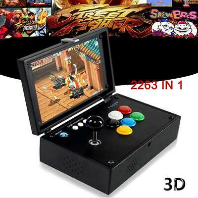 "Pandora's Box Arcade Game HDMI Retro Console Station Control Game 10"" Screen"
