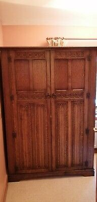 Antique wardrobe Crown AY Furniture