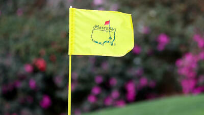 2020 Masters Golf: Tuesday Practice Round Badge(s)