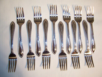 Wallace American Tradition 18//10 STAINLESS steel flatware PICK PIECE Serving++