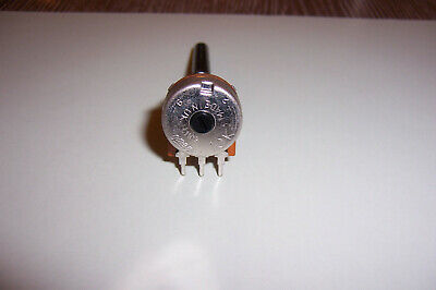 Omeg potentiometers log and lin track 4.7k to 2.2M Ohm NOS Select type and value
