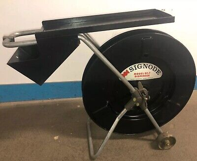 SIGNODE BANDING Cart DF-7. Our #1
