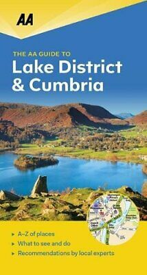 Lake District & Cumbria, Paperback,  by The AA Guide to