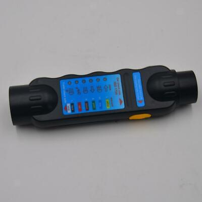 7 Pin 12V Trailer Towing Light Cable Circuit Plug Socket Scanner Diagnostic Tool