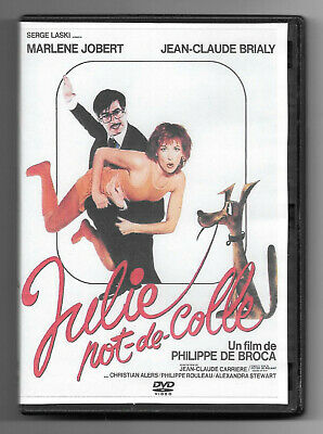 Dvd Vf Julie Pot De Colle /Marlene Jobert