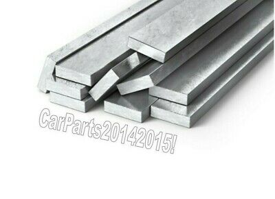 Stainless steel flat strip 20mm x 1.5mm x 500mm 304 Bright Polished free postage