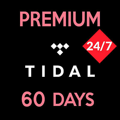 Tidal HiFi / Masters Quality / 2 Months✔️ / Fast Delivery✔️