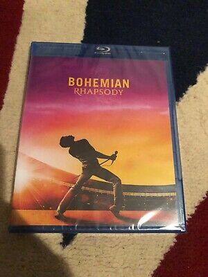 Bohemian Rhapsody Bluray sous blister