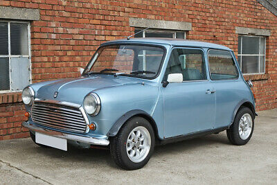 1984 Classic Austin Mini Mayfair 1275cc Manual older restoration MOT FEB 2021
