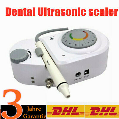 Dentaire Détartreur à ultrasons Piezo Scaler Pièce à main+ tips for Woodpecker