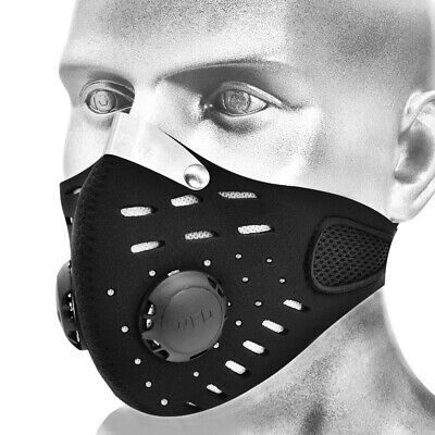 Bicycle Super Anti Dust Cycling Motorcycle Racing Ski Half Face shield Filter