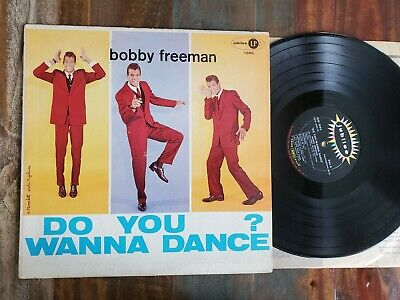 BOBBY FREEMAN Do You Want To Dance Jubilee LP oldies vinyl
