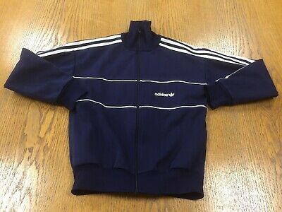 Girls ADIDAS  NAVY LONG SLEEVED TOP - SIZE  TO SUIT 13 Years 5'- VGC