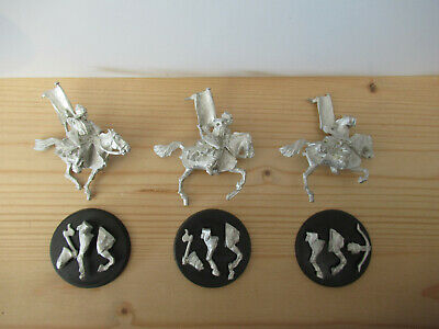 Games Workshop Citadel Lord of the Rings Lotr Khandish Horsemen Metal