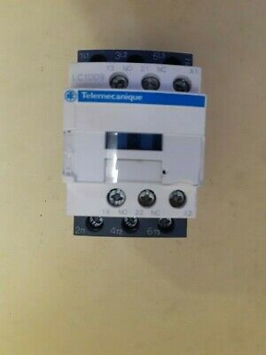 LC1K0610 AC Contactor 120V Fit for Schneider TeSys LC1K Mini Contactor  LC1K0610