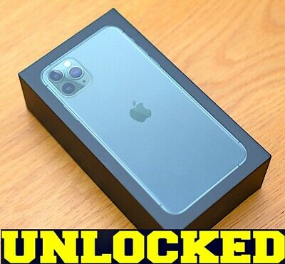 Apple iPhone 11 PRO - 64GB MIDNIGHT GREEN (FACTORY UNLOCKED) GSM+CDMA **SEALED**