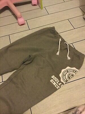 Girls Joggers Age 11-12 Grey