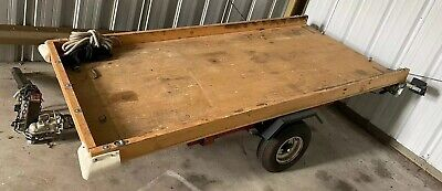 Haul Master Utility Trailer.  Fort Lauderdale, FL. Kept Indoors, Great Condition