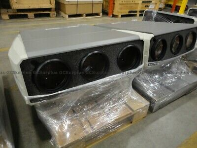 Lot Of (2) Marquee 9500 LC ULTRA CRT PROJECTOR