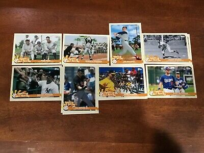 2020 Topps Opening Day You Pick Spring Has Sprung Inserts Alverez Lux Rc's