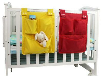 Baby Nursery Cot Storage Bag ***4 Colours To Choose From***