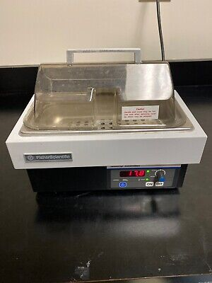 Fisher Scientific 2LS-M Isotemp Heating Water Bath NICE