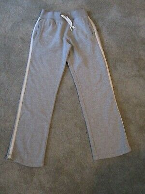 *** Girls George Grey Sweatpants Trackie Bottoms Age 10 - 11 Hardly Worn ****