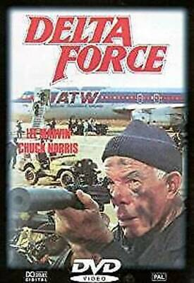 Dvd Delta Force (1986) - Chuck Norris....NUOVO