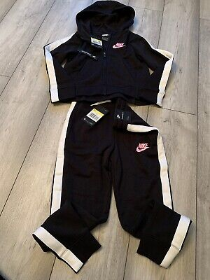 Nike Tracksuits Girls Small Age 8-10 Genuine