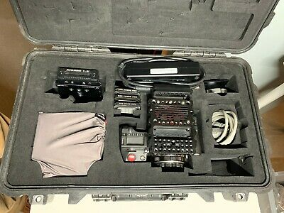 RED EPIC Mysterium X 5K Camera Package - EF & PL Mount - Extras