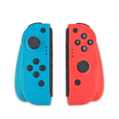 For NS Switch Joy-Con Wireless Bluetooth Controller Console Left & Right Gamepad
