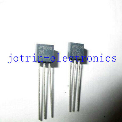 10 pcs BF245A TO-92 Trans JFET N-CH 30V 6.5mA New and Original