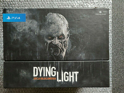 Dying Light Polish Collectors Edition PS4 Limited PAL RARE