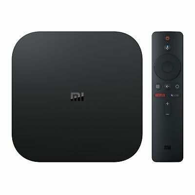 Xiaomi Mi Box S 4K HDR Android TV Remote Streaming Media Player | New