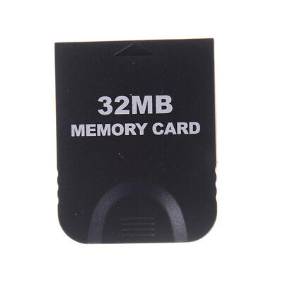 32MB Memory Card Block For Nintendo Wii Gamecube GC Game System Console O  GK