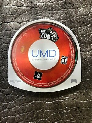 THE CON Sony PSP Playstation Portable UMD Movie Video Game