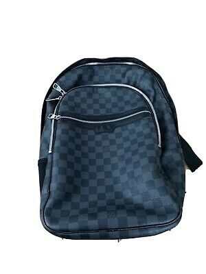 **Louis Vuitton Michael Backpack Damier Graphite Free Usps Priority Shipping***