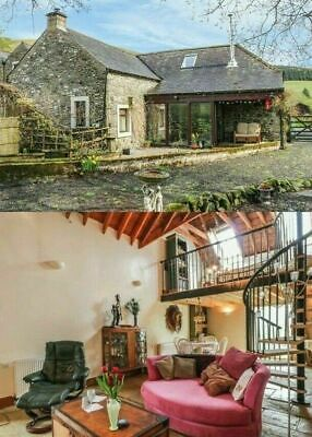 LUXURY Scotland Borders HOLIDAY COTTAGE ISOLATION PETS WELCOME 7 NIGHTS 18 APRIL