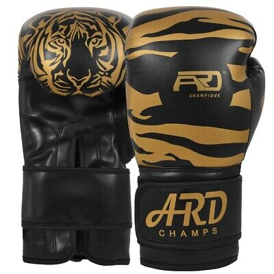 2Fit Boxing Gloves Art Leather Punch Training Sparring Kickboxing MMA Fighting