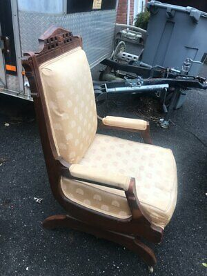 Antique Platform Rocker 250 00
