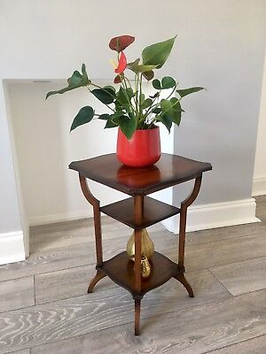 Small Arts And Crafts  Art Nouvea Plant Stand