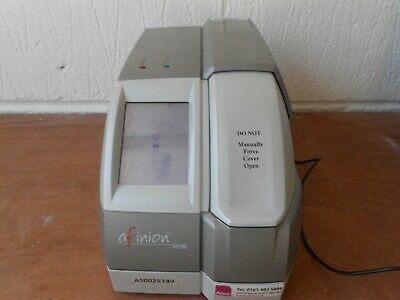Alere Afinion AS100 Analyzer Point of Care Blood Plasma Urine Tester AS0025149.