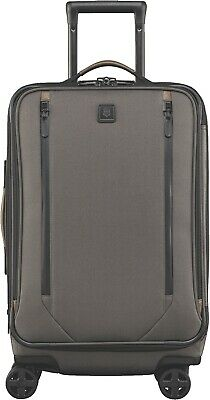 Victorinox Lexicon 2.0 Dual Caster Large Carry On Spinner Luggage Grey