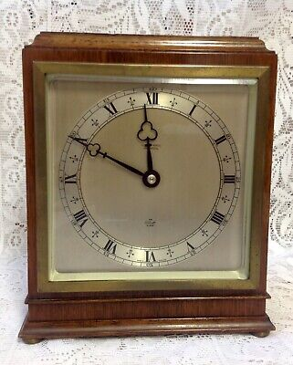 Antique Clock By Morath Bros. Liverpool, Elliot Clock. Made In England. Working