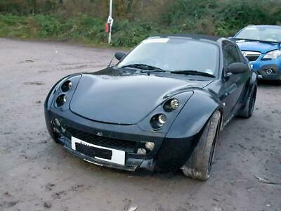 Smart Roadster Brabus boost and temperature gauges
